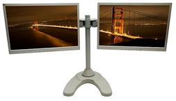 LCD-6460S Dual LCD Monitor Stand
