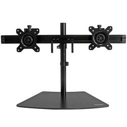 New Startech.Com Dual Monitor Stand - Monitor Mount For Two