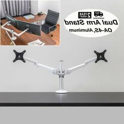 dual lcd monitor arms tv lcd bracket