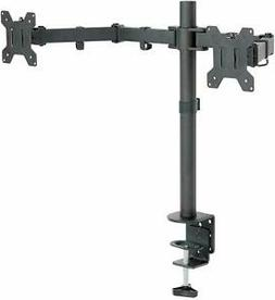 Dual LCD monitor mount 19-27 inch