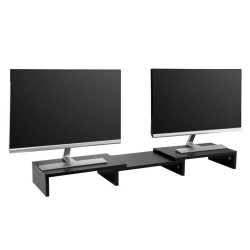 3 Stand Riser Adjustable and PC