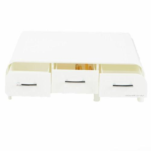 Monitor with Drawers 2 Pack