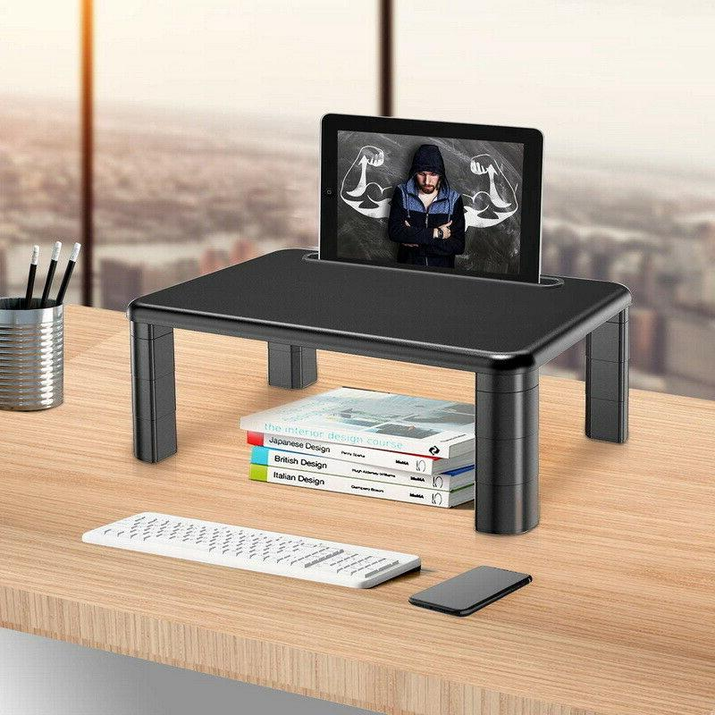 FEZIBO Monitor Stand with Height