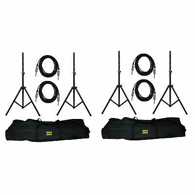 pro dj pa speaker monitor pole mount