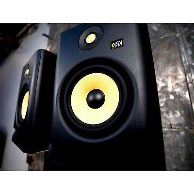 KRK Rokit Powered + Stands Cable