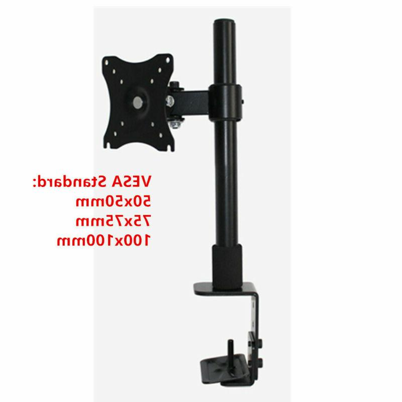 Single Desk Stand for 1 LCD Screen