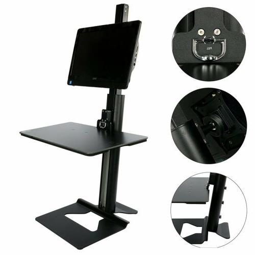 stand steady single monitor mount