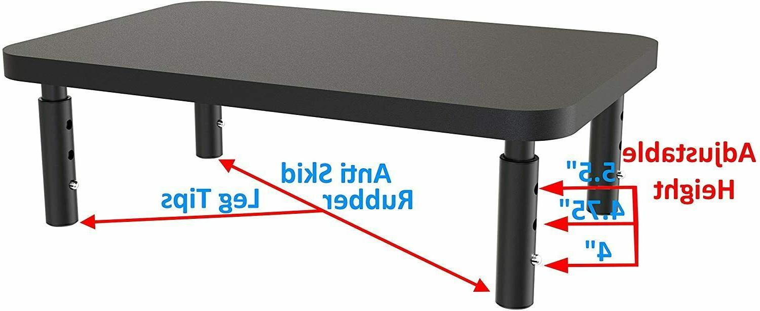 Sturdy Monitor Laptop for Table