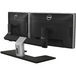 Dell MDS14 Dual Monitor Stand - Black/Silver PN 0P1YY3