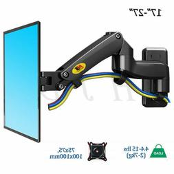 NB North Bayou TV Monitor Desk Mount Stand Full Motion F150