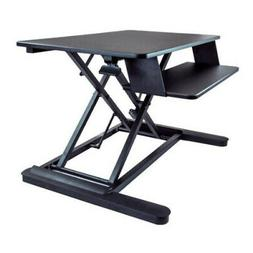 StarTech.com Sit Stand Desk Converter for Two Monitors up to
