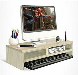 """TY arts & culture - Computer Monitor Stand 21.5"""" inch 2"""