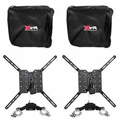 """ProX XT-SSTM3260 Universal TV/Monitor Mounts for 12"""" Truss/S"""
